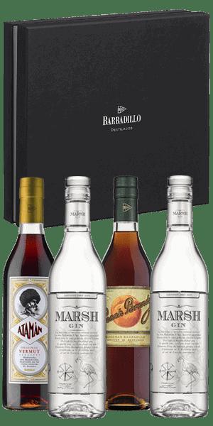 Barbadillo / Destilados / estuche