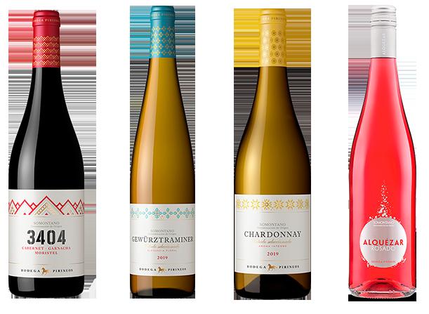 Nuestros vinos | Bodega Pirineos