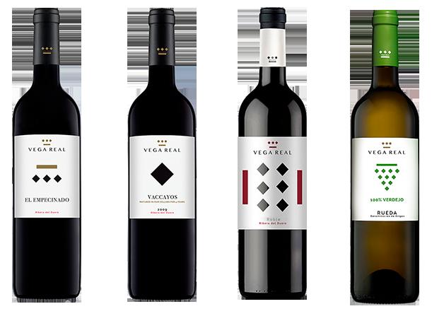 Nuestros vinos | Bodegas Vega Real