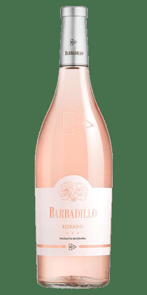barbadillo rosado vino