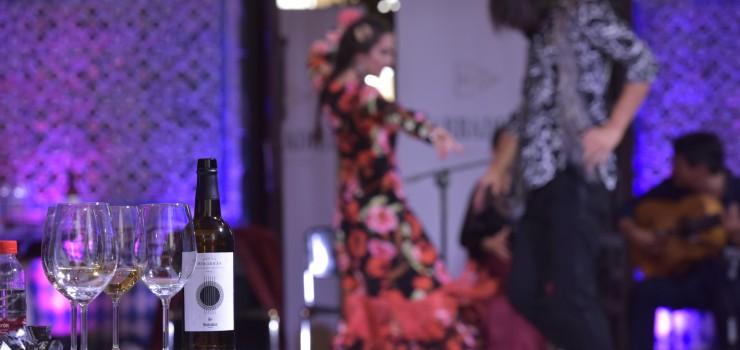 De Mirabrás a Solear, maridando vinos con flamenco | Barbadillo