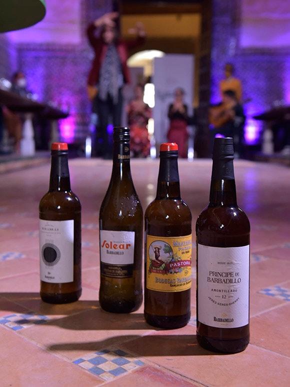 """«De Mirabrás a Solear"""", vinos de Barbadillo maridados con flamenco"""