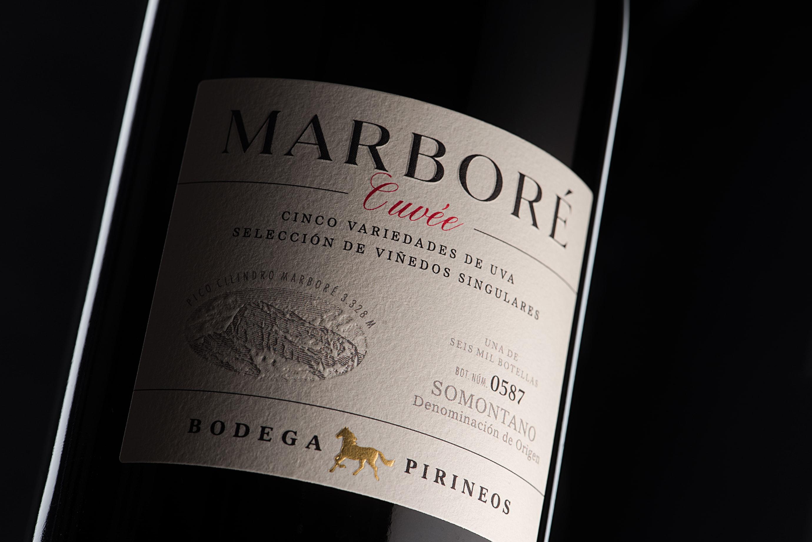 Marboré Cuvée, la nueva apuesta de Bodega Pirineos