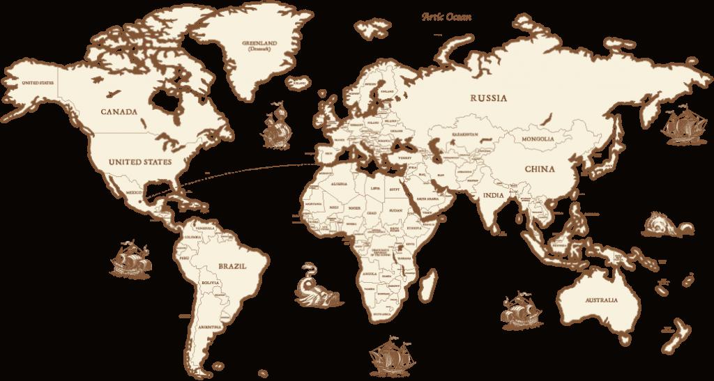 Barbadillo - Desde 1821 | Mapa