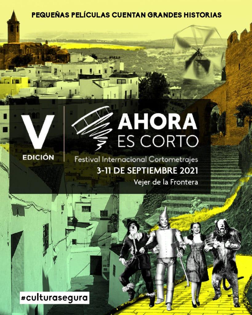 Bodegas Barbadillo patrocina la V Edición del Festival Internacional de Cortometrajes 'Ahora es Corto'