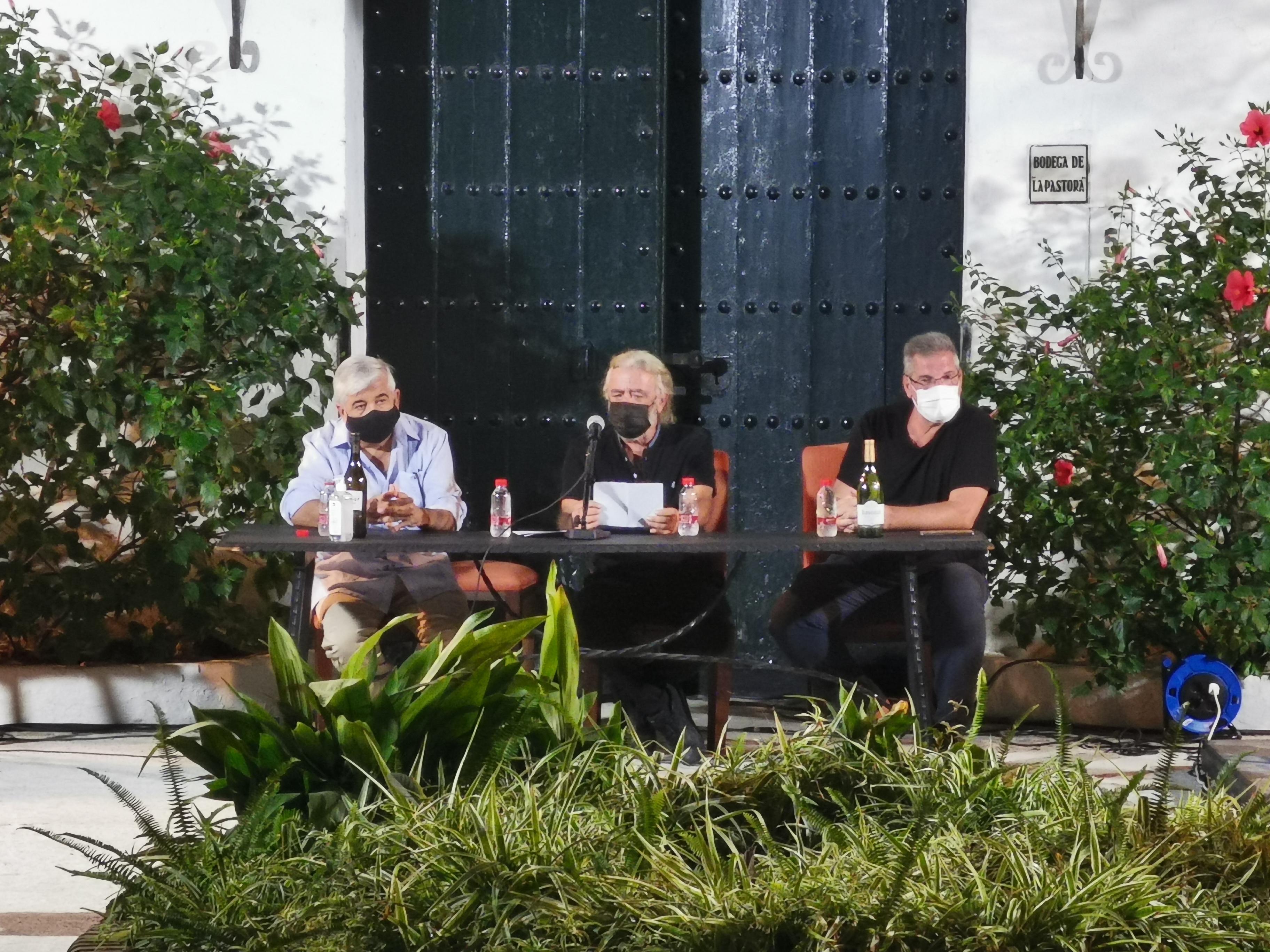 Barbadillo clausura la Muestra de arte contemporáneo CIRCUMNAVIGATIO con gran éxito de asistencia y crítica