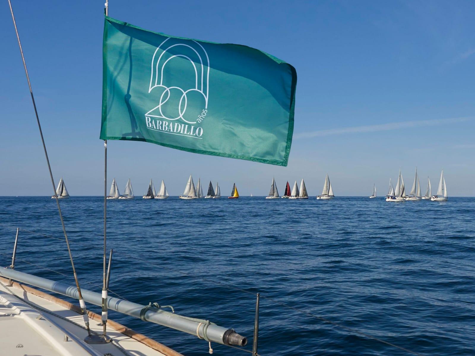 El barco Leiden gana el Trofeo Bicentenario Barbadillo en la VIII Travesía Almirante Cervera
